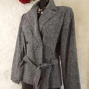 NEIMAN MARCUS Women's Jacket Blazer Size 14